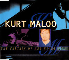 Kurt Maloo ‎– The Captain Of Her Heart - Maxi CD Single © 1995 (Michael Cretu)