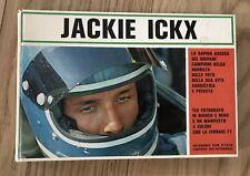 LIVRE AUTO F1 NESTOLA & TOMMASI DE 1970 : JACKIE ICKX @ AUTOMOBILE CLUB ITALIA !