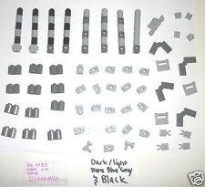 100 LEGO XTRA 10185 1x1 Round Brick 3062b 30136 4070 47905 73983 48336 4599 2555