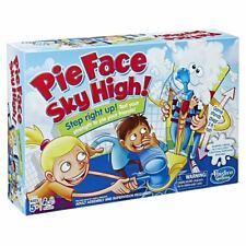 Hasbro Pie Face Sky High Kids Pie Throwing Pieface Splat Game