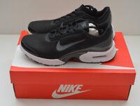 New Ladies Nike Air Max Jewell Black/Dark Grey/White Trainers Size UK 5 EUR 38.5