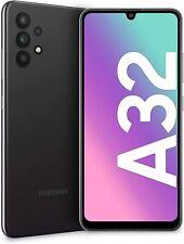 """SMARTPHONE SAMSUNG GALAXY A32 4G 128GB 4GB RAM DISPLAY 6.4"""" 64MPx DUAL SIM NUOVO"""