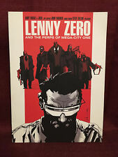 Lenny Zero and the Perps of Mega-City One Paperback Diggle Jock Wagner Morrison