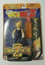 DRAGONBALL Z STRIKING FIGHTERS SUPER SAIYAN VEGETA ACTION FIGURE 2002 NIP