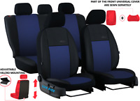 Onwards Black to fit Volvo XC60 2008 Titan Waterproof Car Back Seat Cover
