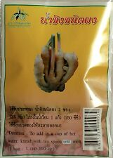 ORGANIC GINGER TEA BAGS 100% NATURAL QUALITY THAI PRODUCT FREE UK POSTAGE
