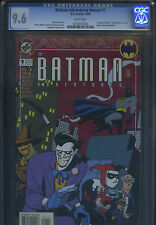 BATMAN ADVENTURES ANNUAL #1 DC Feb 1994 CGC 9.6 NM+ W JOKER HARLEY QUINN App B/O