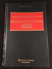 Loss Seligman Securities Regulation 2007 Supplement 3rd Edition Book