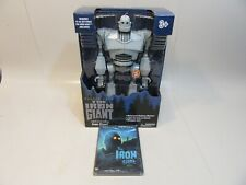 The Iron Giant 14'' Tall New in box with New Movie Cd