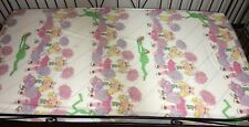 Muppets Miss Piggy Kermit Football Cheerleader Twin Size Fitted Sheet or Fabric