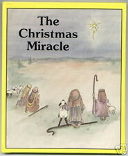 The Christmas Miracle - Personalized Children's Story Book , Child's Christmas