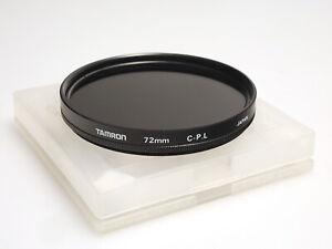 TAMRON Pol Filter Circular Ø72mm