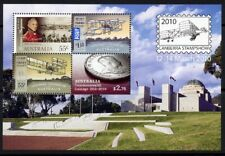 2010 Australia - Canberra Stamp Show Mini Sheet MUH