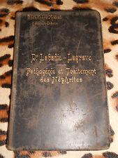 Pathogénie et traitement des néphrites - Dr Labadie-Lagrave - Rueff