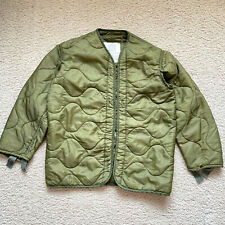 MILITARY LINER COLD WEATHER COAT WOMEN/MEN'S FIELD JACKET XS, 8415-00-782-7986