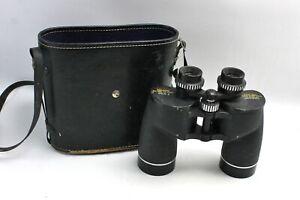 Vintage Tasco 7X50 Model no.214 Binocular With Case