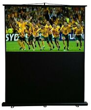 """SGPXV160 X Series Slimline Pull-up Projector Screen 80"""" 4:3 (1.6m *1.2m)"""