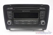 2007 2008 AUDI TT MK2 8J - SYMPHONY STEREO / RADIO / CD UNIT