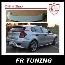 BMW SERIE 1 E81 E87 SPOILER ALETTONE ROOF DA TETTO M PERFORMANCES LOOK TUNING