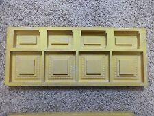 Rubber Mold Concrete Veneer Form Stone Plaster Tile Construction #4