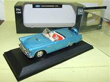 FORD THUNDERBIRD 1956 Bleu NEW RAY
