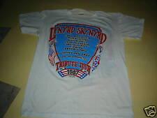 LYNYRD SKYNYRD 1987 TOUR SHIRT VINTAGE ROCK CONCERT TEE