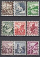 Deutsches Reich 675-683 ** postfrisch