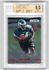 Bryce Brown 2012 Panini Rookies Stars Longevity Ruby RC BGS 9.5 Gem Mint