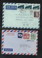 Korea air letter sheets