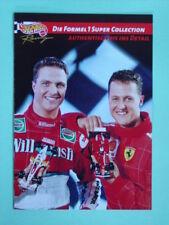 HOT WHEELS - Racing Prospekt Formel 1 Collection v.1999
