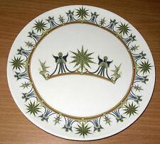 "Disney Collector Series 8 3/8"" Dessert Plates #3 Kimberly Irvine Dudson England"