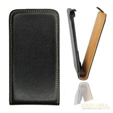 Cell phone Case Slim for Samsung Galaxy S Plus GT-i9001, Flipcase Case - black