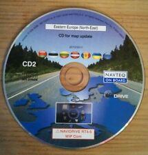 Navigazione CD rt4-5/Europa dell'est Nordest UA LT LV est 2010/2011 PEUGEOT CITROEN