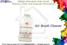 Cepillo de aire y pastelería Limpiador de Esmalte | Decoración Pastel azúcar Artesanales | 50 Ml
