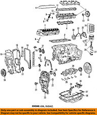GM OEM-Engine Oil Pump 12363188