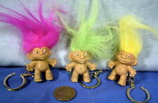 Troll Dolls ~ 1 Dozen on Dime Store Display Card