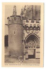 albi ,cathédrale ste-cécile , porte dominique de florence