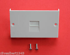 1 x BT Openreach NTE5 Socket Replacement Lower Isolating Panel & IDC Tool NEW