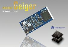 Pocket Geiger Type5 Strahlenmessgerät, Geigerzähler Halbleitersensor f. Arduino