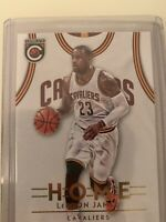 2016-17 Panini Complete Lebron James Home Jersey SP Cavs Lakers