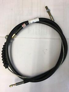SUNBEAM TIGER MK1  1964  to  1967  HANDBRAKE CABLE (AB524)