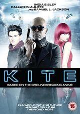 Kite (DVD, 2013) Samuel L Jackson, Based on the Anime NEW SEALED PAL R2
