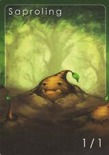 Saproling Token (Green 1/1) - Tokens for Magic the Gathering - MTG - mint