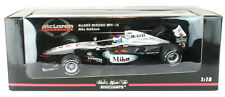 Mika Hakkinen Mclaren MP4-16 F1 2001 Pauls Model Art 1/18th Scale Model Car