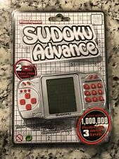 NEW SEALED Electronic Sudoku Advance Hand Held Game MP-88