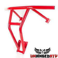 HMF  Rear RED Bumper, Polaris RZR XP 1000, RZR 1000 TURBO