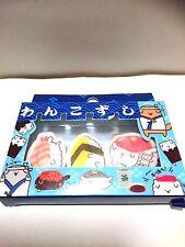 The dog type eraser which shouldered sushi WANKOZUSI Japan import