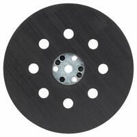 Schleifteller Klett Ø 125 mm Haftteller Stützteller Exzenterschleifer Exzenter