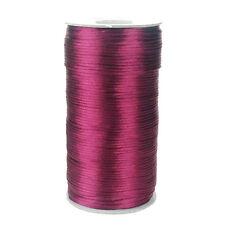 Satin Rattail Cord Ribbon Chinese Knot, 2mm, 200 Yards