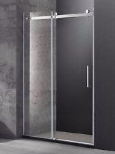 Wall to wall frameless sliding shower screen [1800 x 1950 mm]
